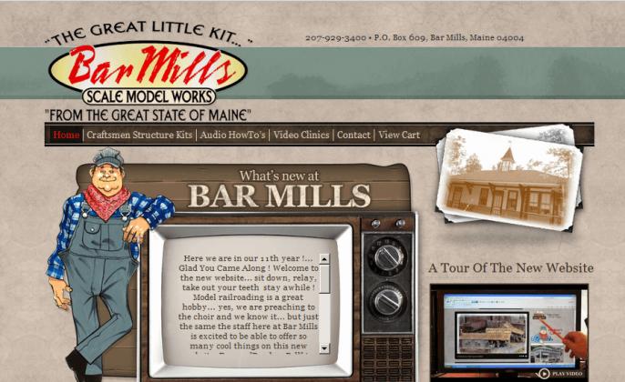 bar mills